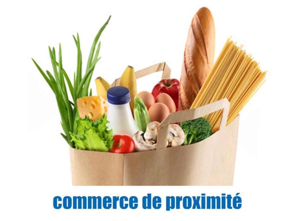 Supérettes, commerces alimentaires